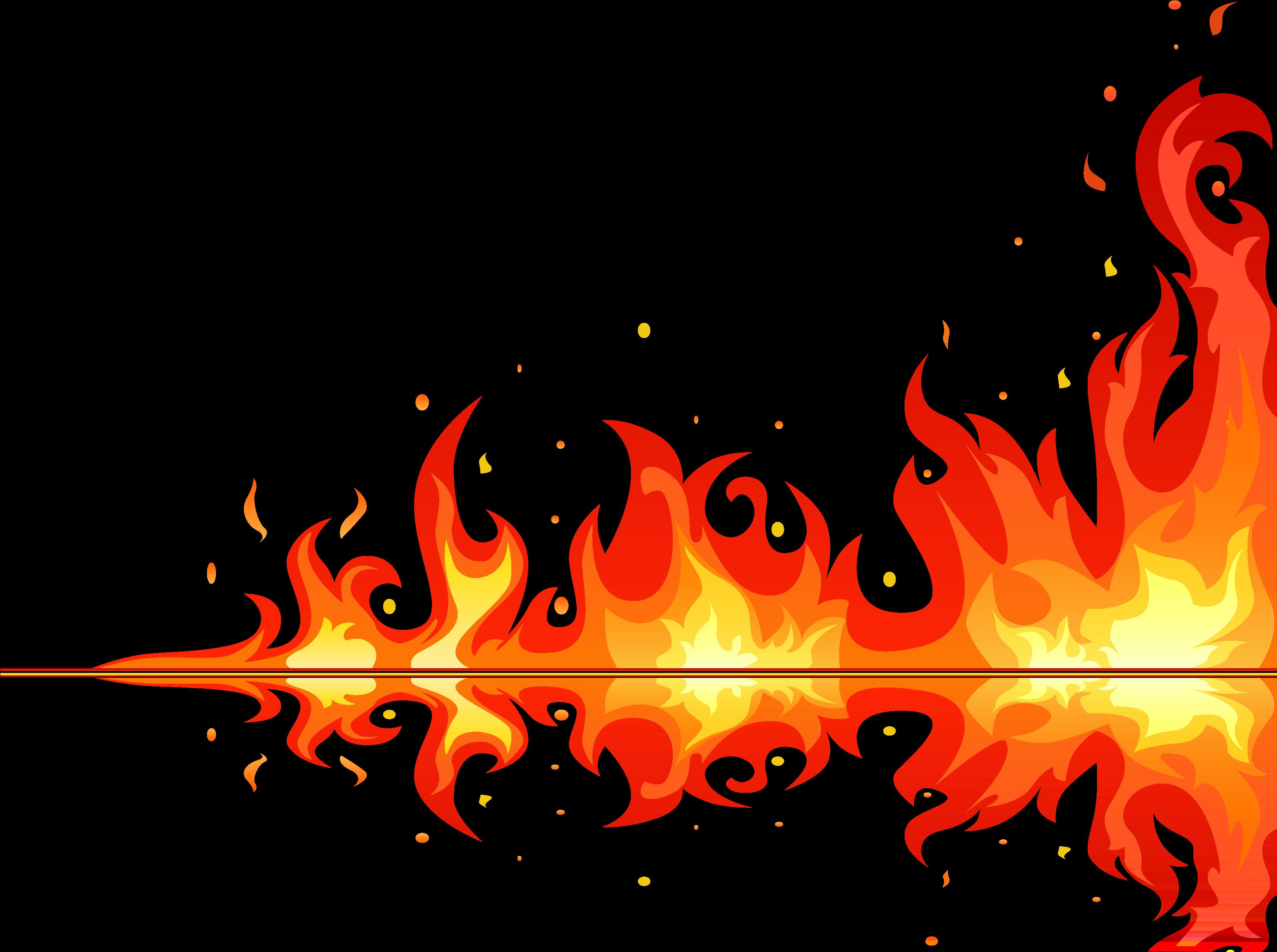 Fireball clipart fire blaze. Border transparent