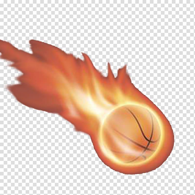 Fireball clipart fire wallpaper. Basketball with transparent