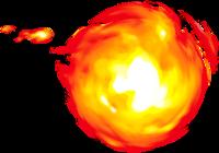 Images of ball spacehero. Fireball clipart fire wallpaper