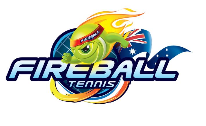 Fireball clipart green. Tennis academy australia s