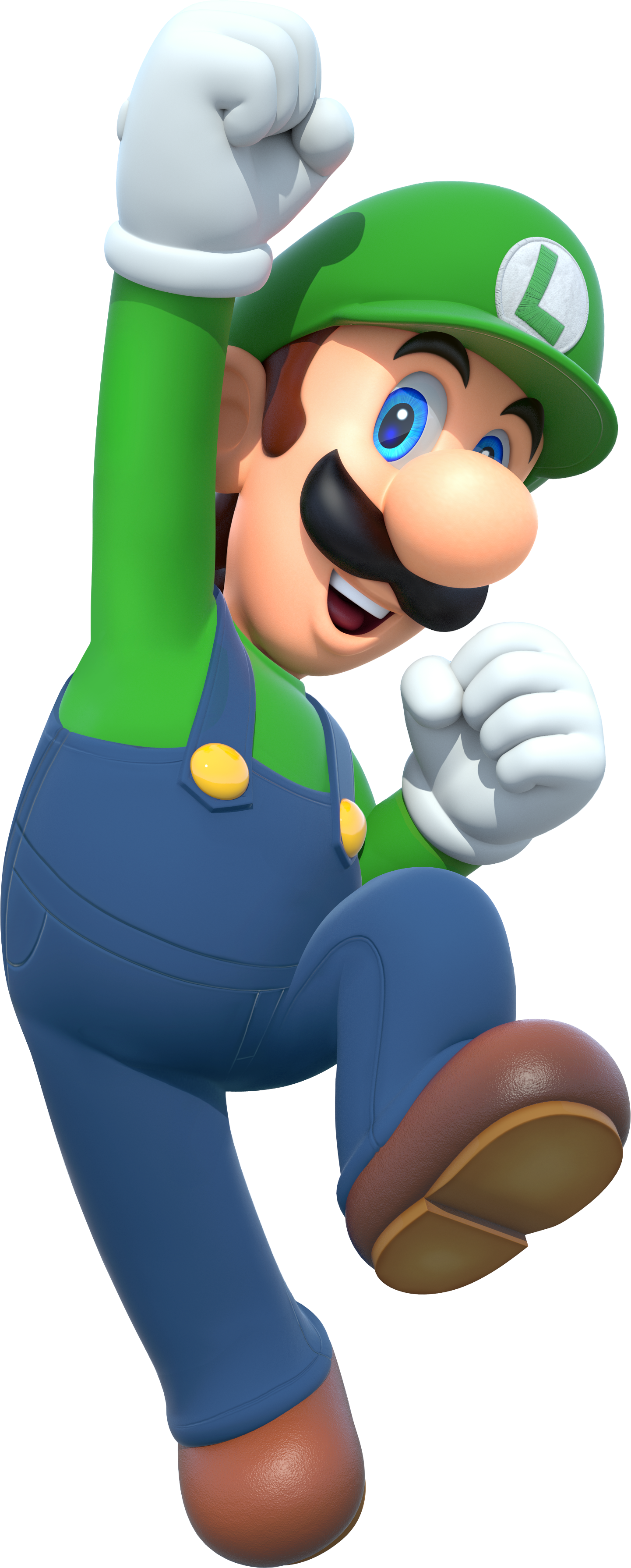 Gaming clipart nes. Luigi nintendo fandom powered
