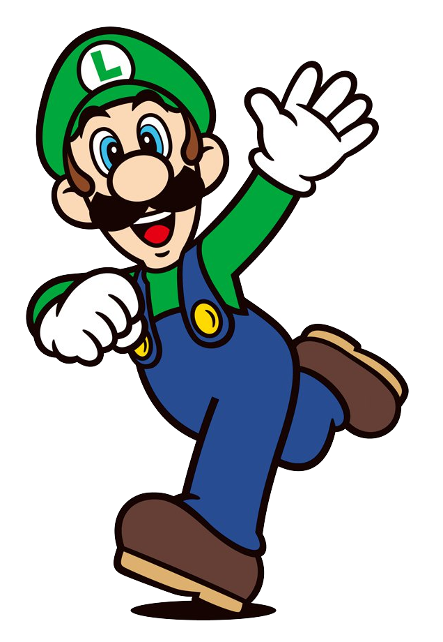 Hurt clipart luigi. Super mario fighters wiki