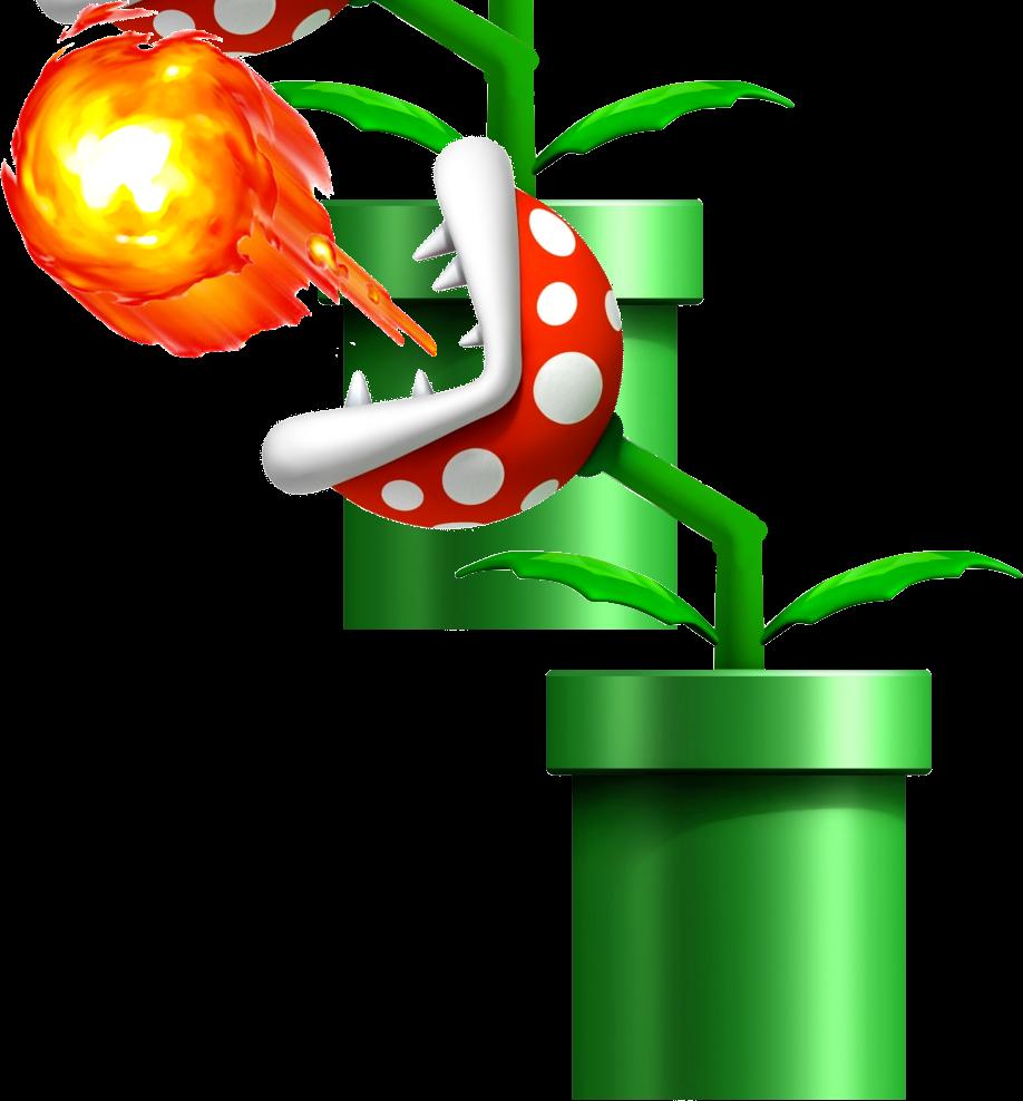 Image vinus fire trap. Fireball clipart super mario