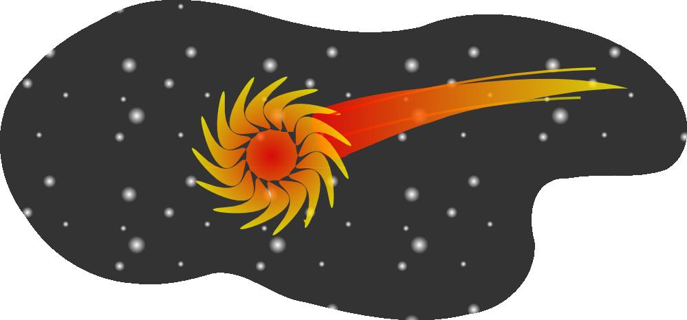 Fireball clipart vector. Clipartist net clip art