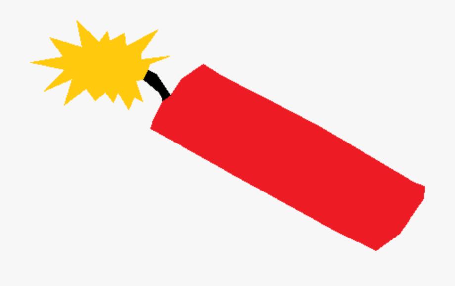 Fireworks fuse computer icons. Cracker clipart firecracker