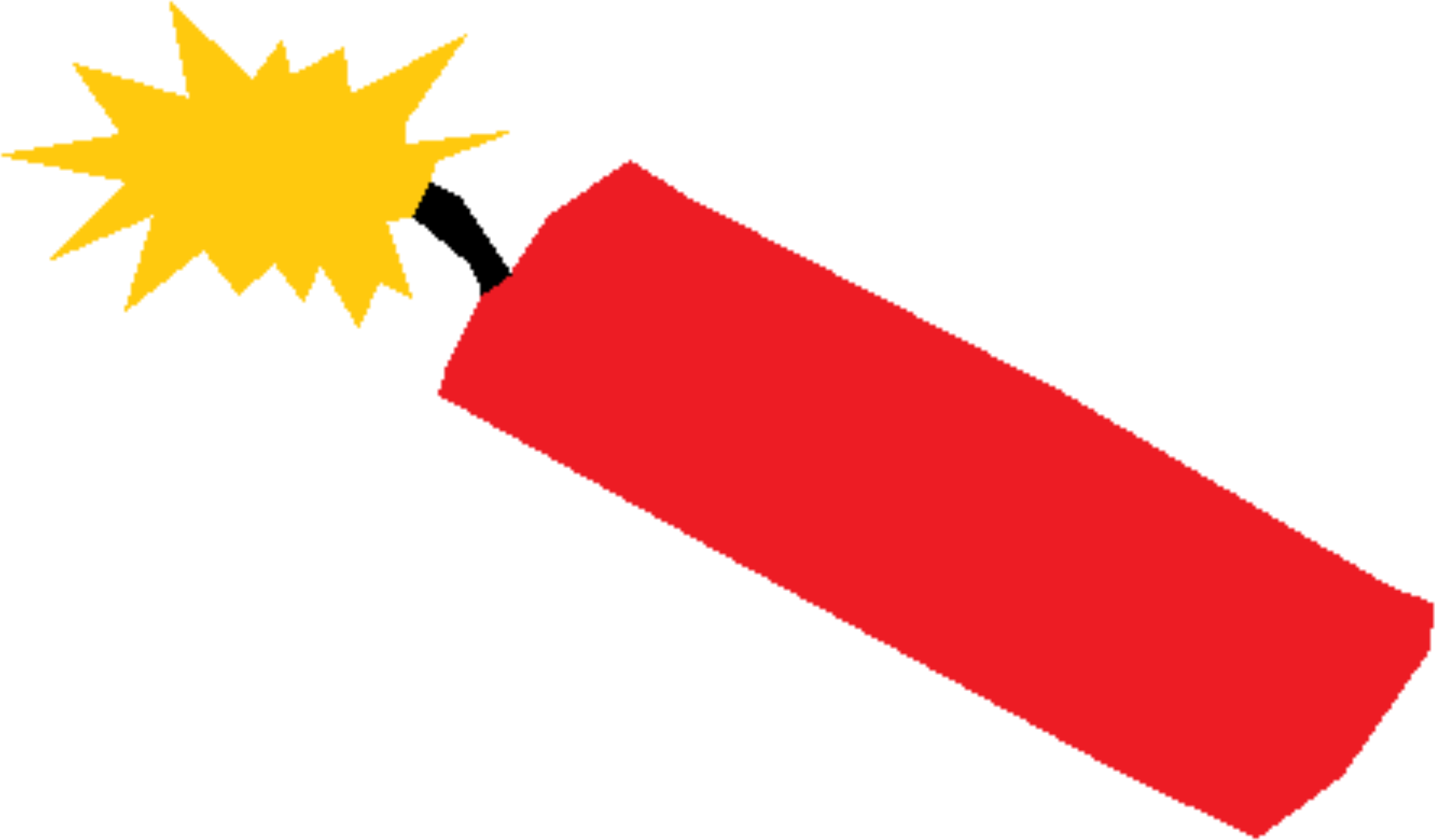 Firecracker clipart. Big image png