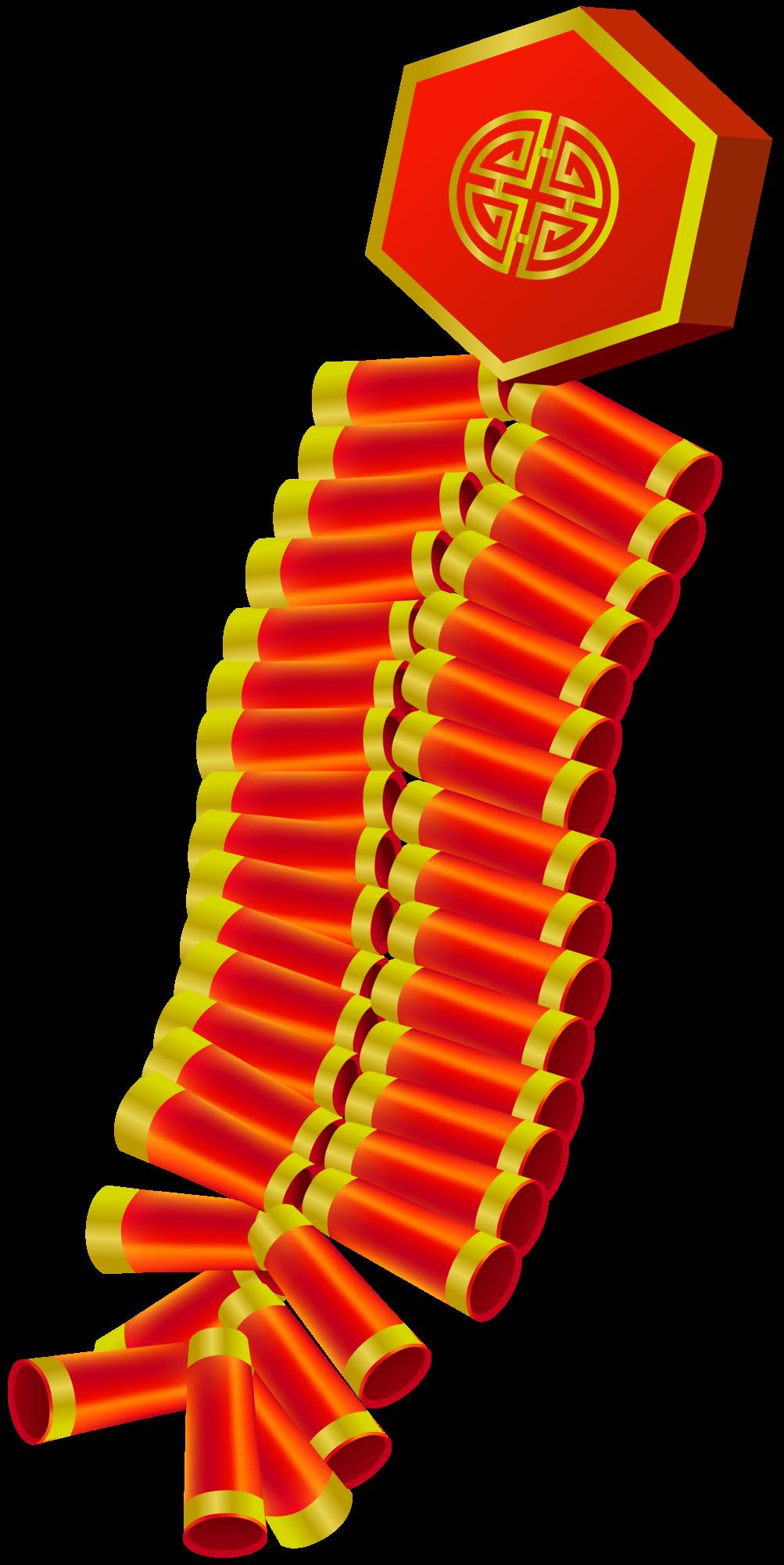 Chinese firecrackers png clip. Firecracker clipart