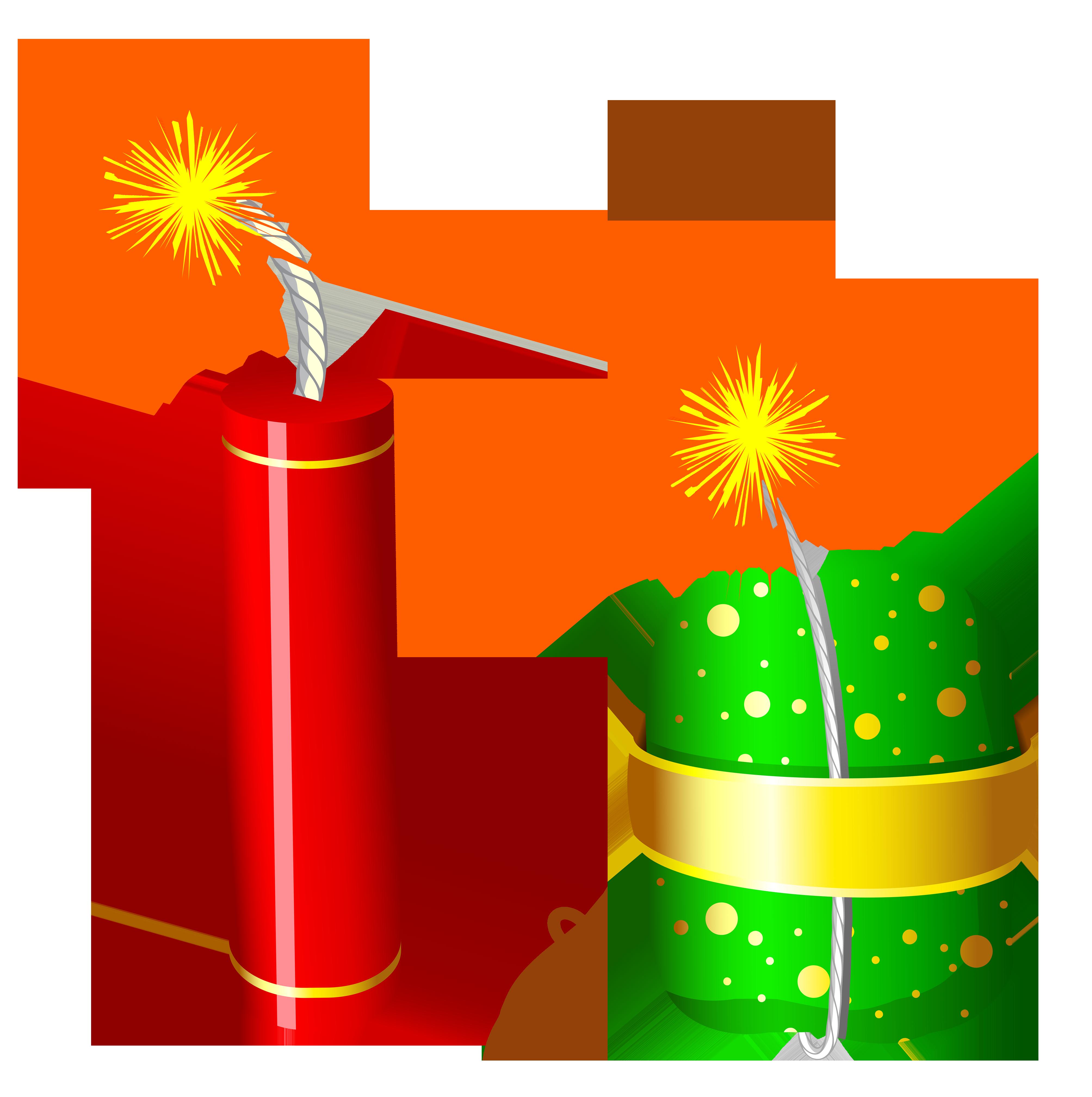 Firecracker clipart. Firecrackers png clip art