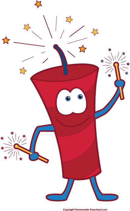 Firecracker clipart. Free fireworks click to