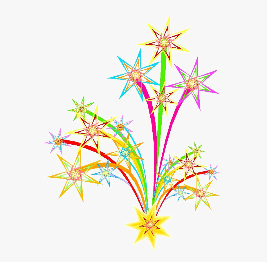 Firecracker clipart animated. Fireworks png background new