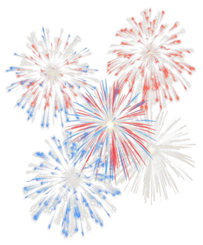 Fireworks png images.  firework stickers finale