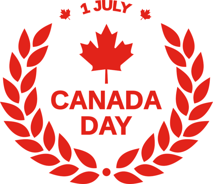 July clipart person canadian. Canada day quotes funny
