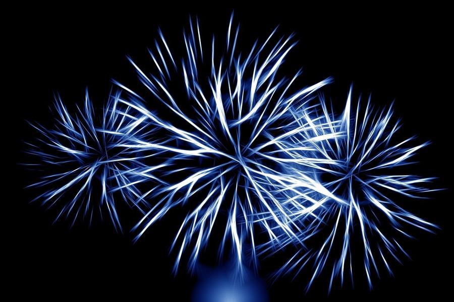 Download fireworks bonfire . Firecracker clipart colourful firework