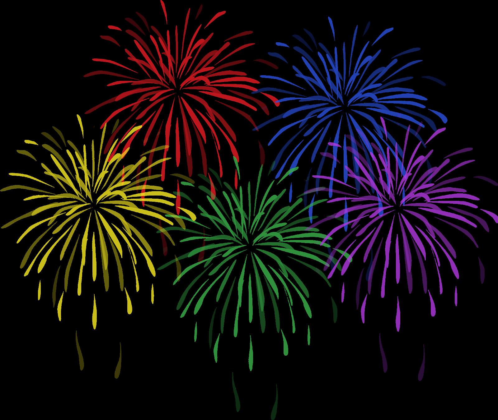 New year s fireworks. Firecracker clipart festival
