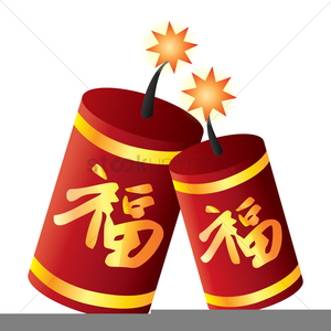Firecracker clipart firecracker chinese. Firecrackers free images at