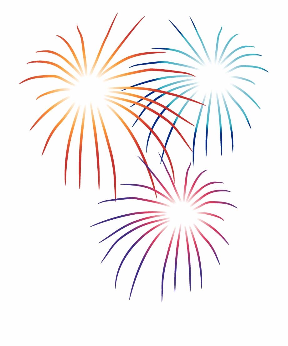 Clip art fireworks th. Firecracker clipart firework america
