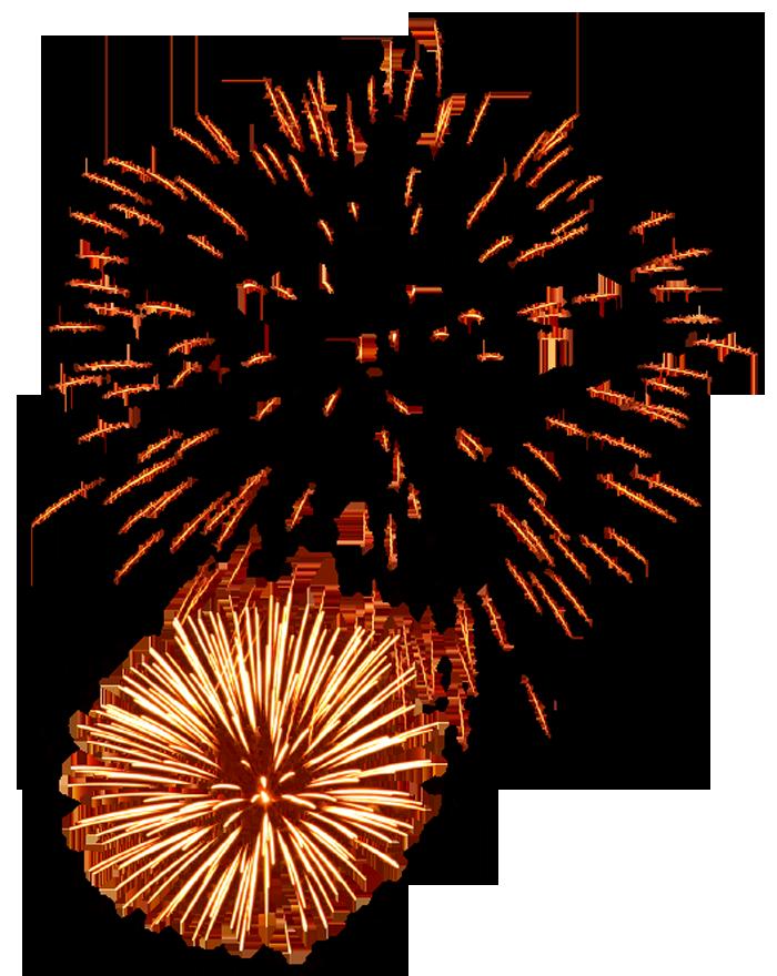 Fireworks clip art transprent. Firecracker clipart firework america
