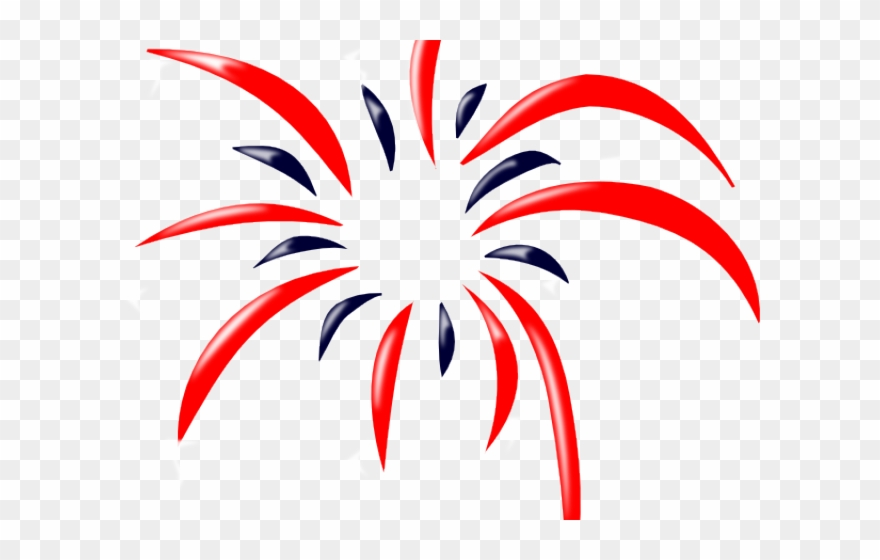 Firework clipart red. Fireworks png format and