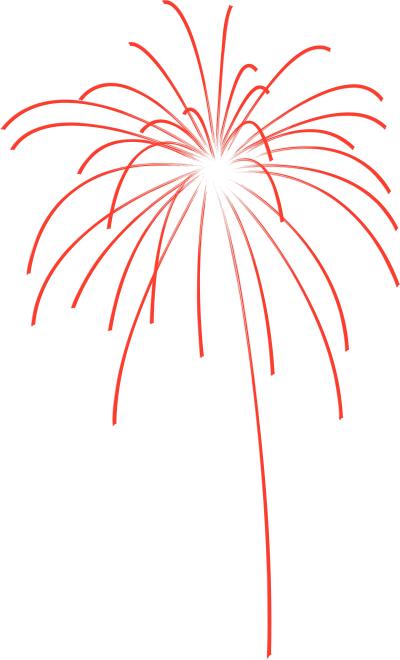 Firework png dlpng com. Firecracker clipart simple