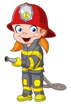Firefighter clipart. K t qu h