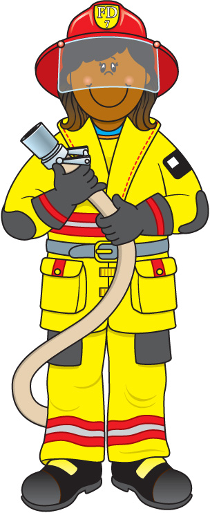 Clip art fire department. Firefighter clipart