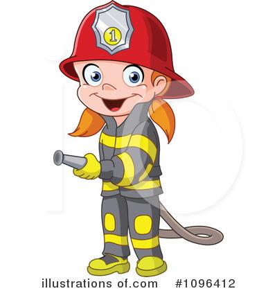 Fireman clipart bumbero. Firefighter panda free images