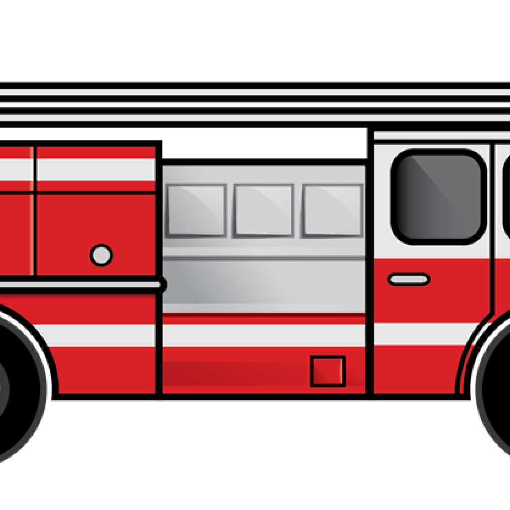 Fireman clipart bumbero. Fire truck free at