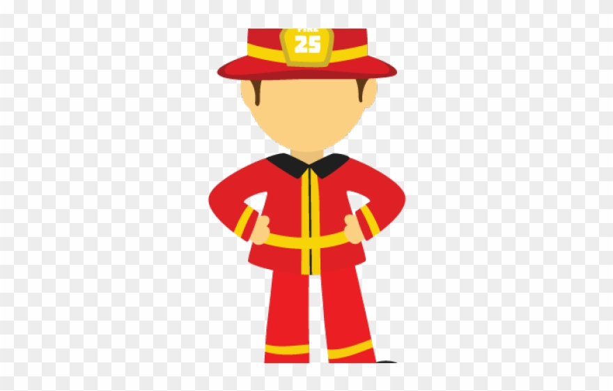 Png download . Firefighter clipart different occupation