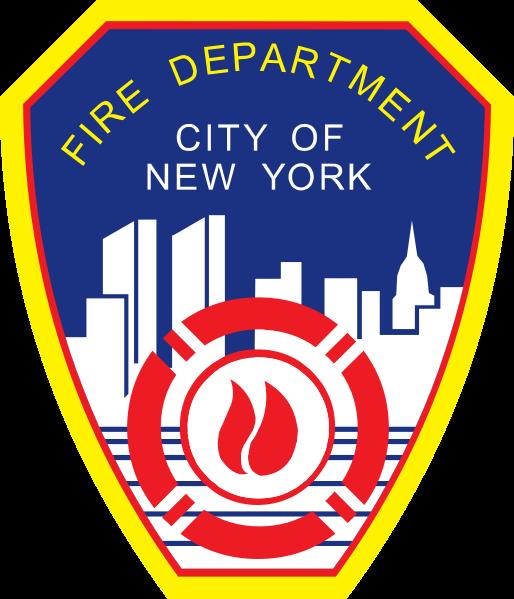 Firefighter clipart emblem. New york city agrees