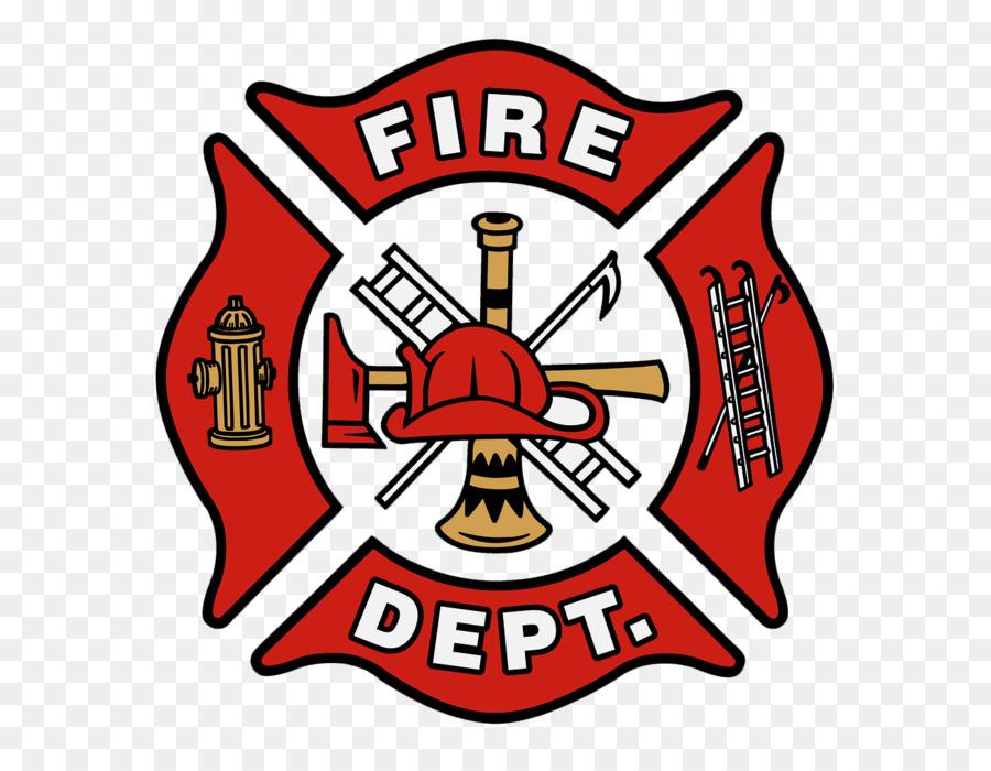 Department logo transparent clip. Firefighter clipart fire chief