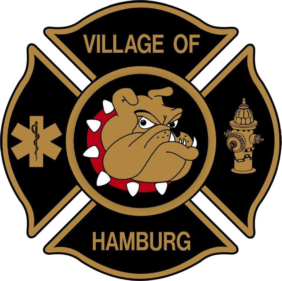 Hamburg volunteer department new. Firefighter clipart fire inspection