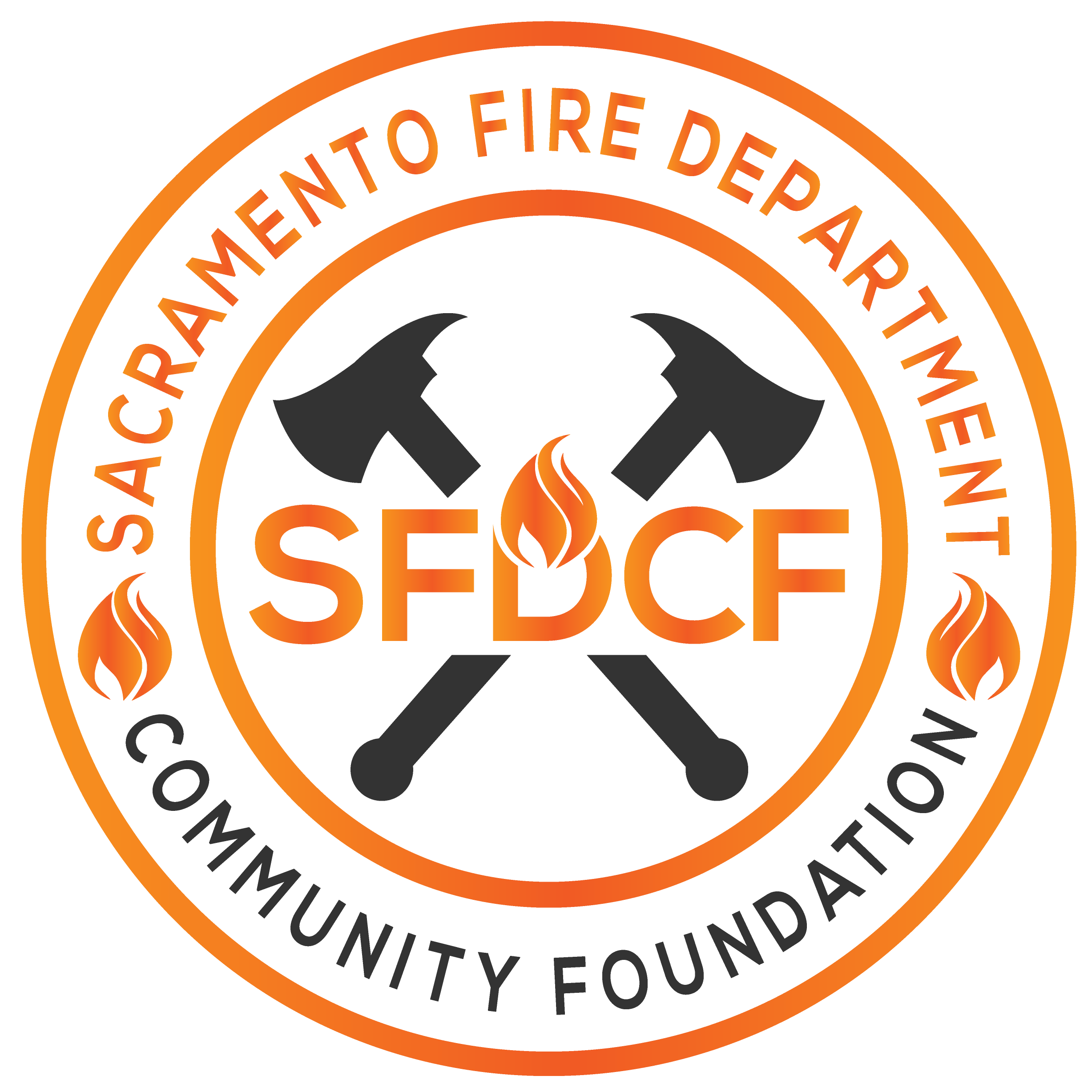 Who we support sacramento. Firefighter clipart fire protection