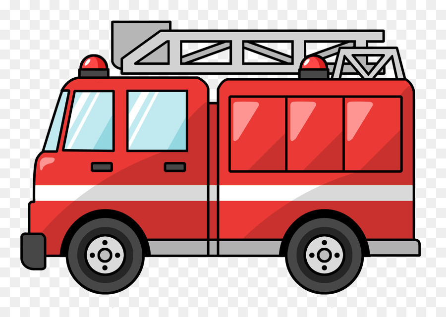 Firefighter clipart fire truck. Png download free