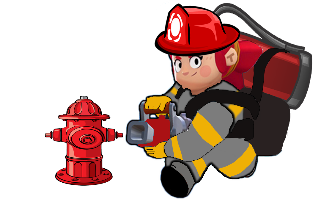 Image pam skin png. Firefighter clipart firefighter team