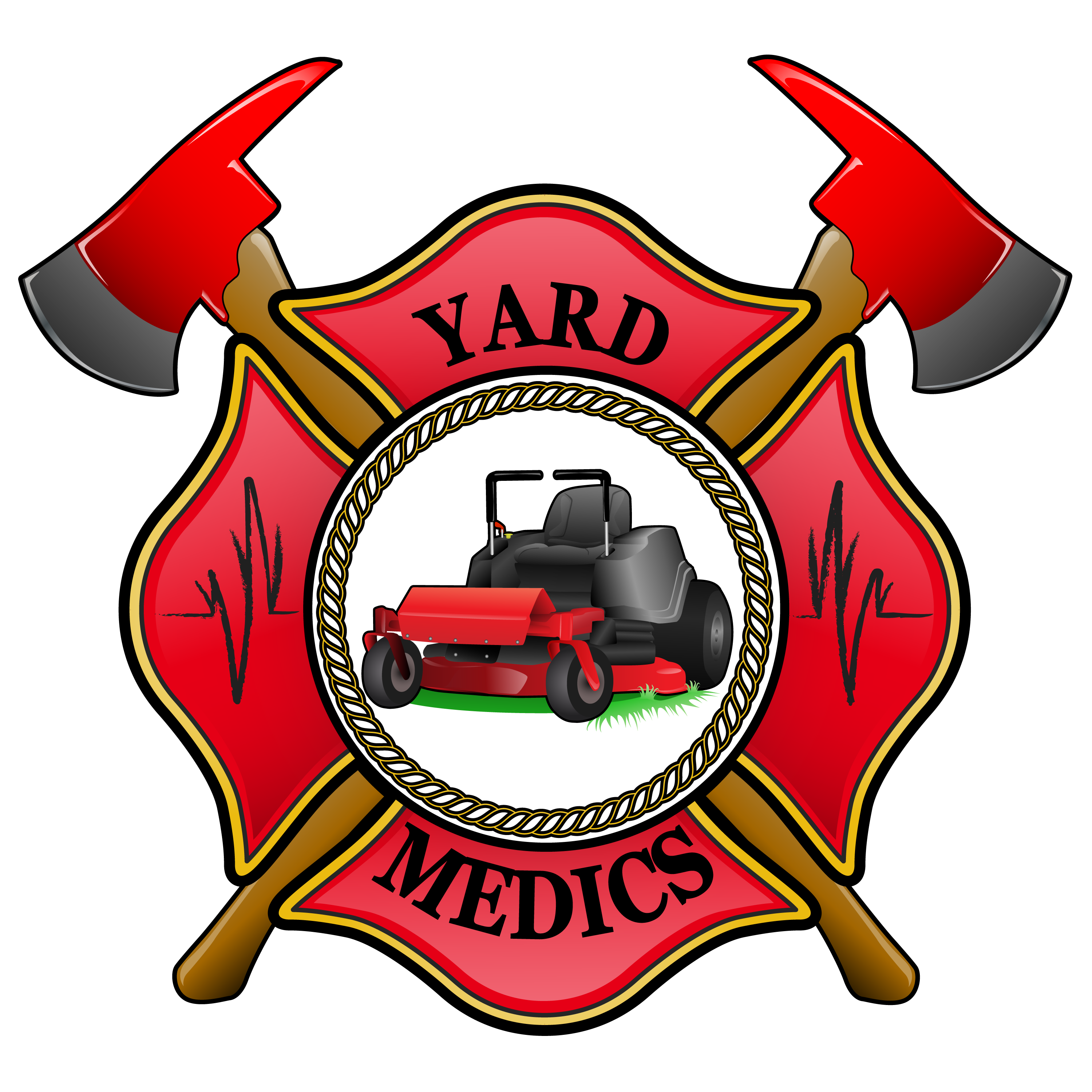 Working clipart yard cleanup. Medics sc supporting the