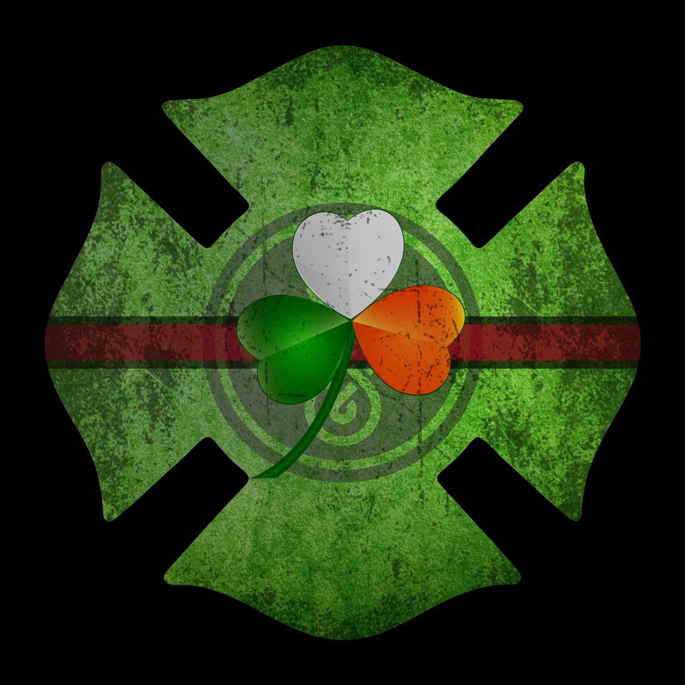 Firefighter clipart flag. Irish pre order american