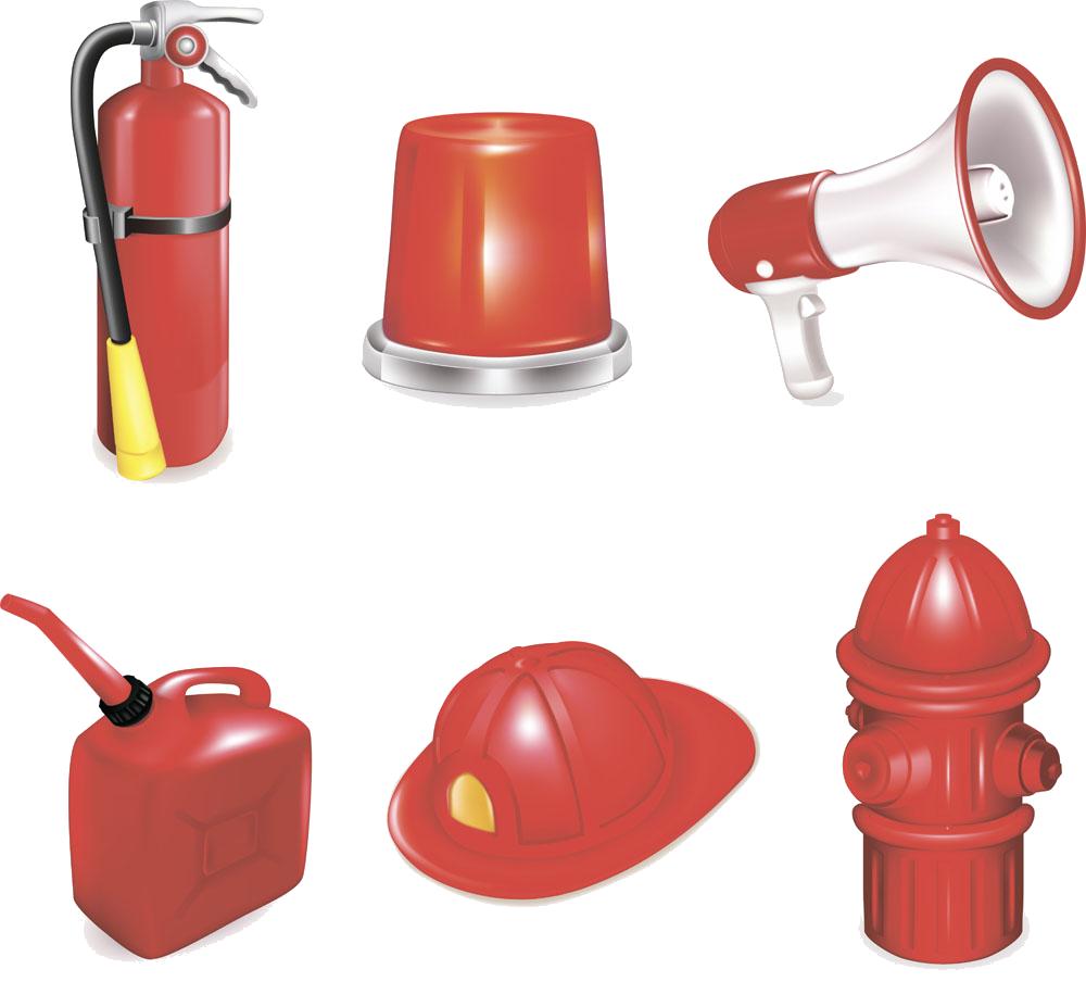 Firefighting fire equipment manufacturers. Firefighter clipart glove