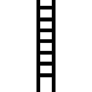Clip art library . Ladder clipart firefighter