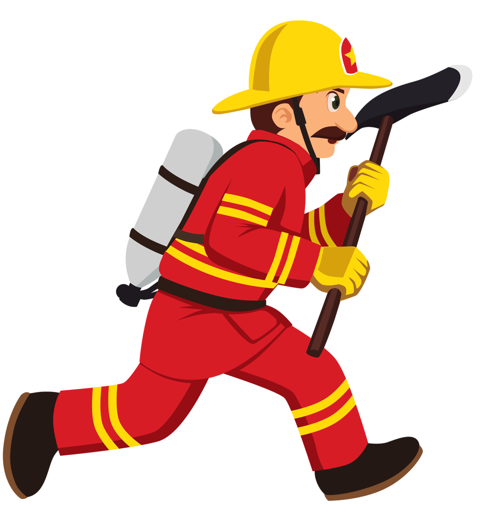 Name png ready made. Firefighter clipart logo