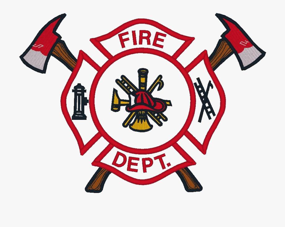 Firefighter clipart logo. Badge png transparent image