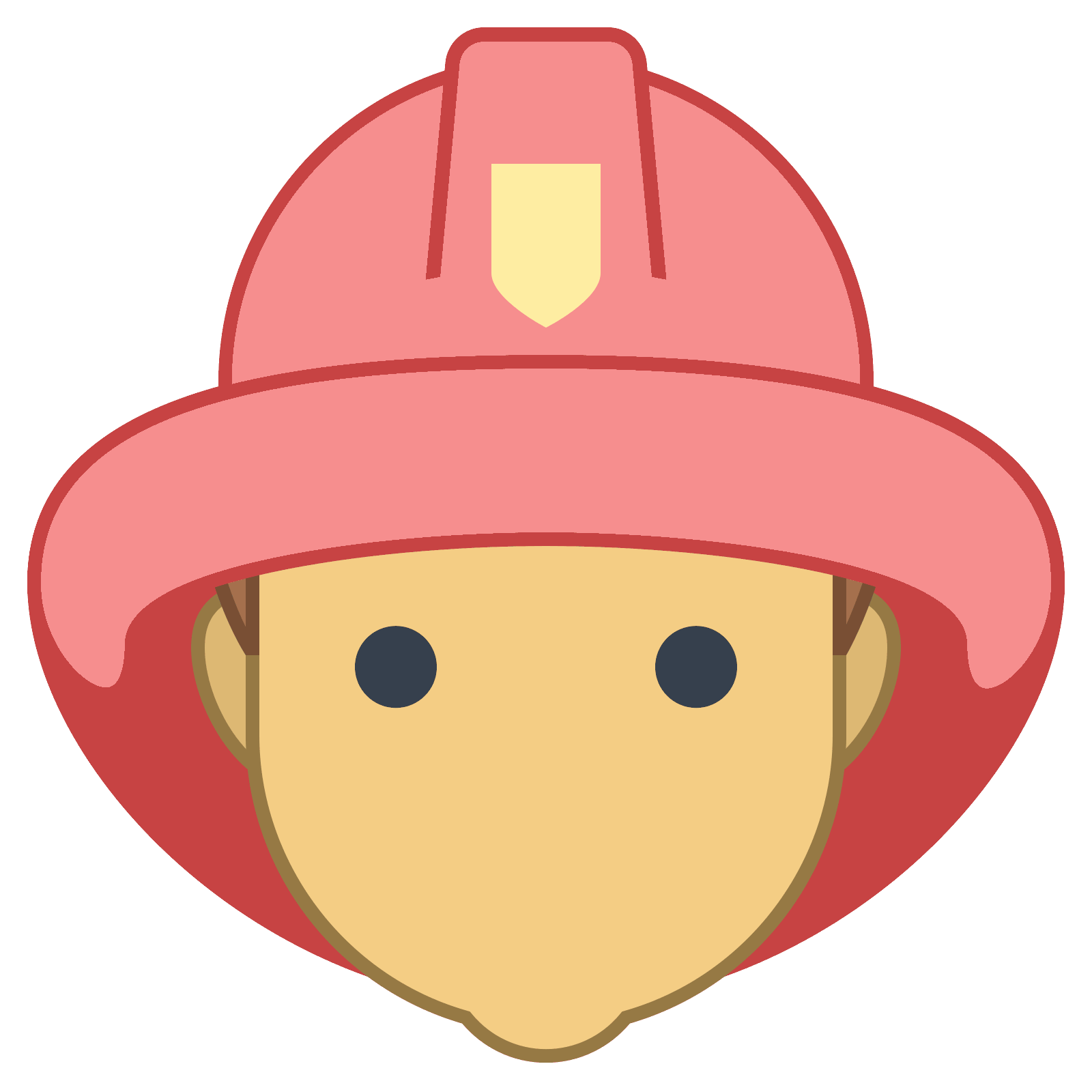 Firefighter png icon this. Fireman clipart vector