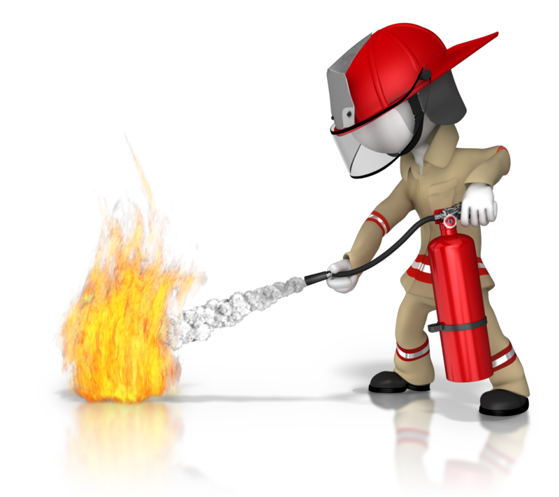 Firefighter clipart pike pole. Quench to extinguish put