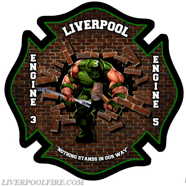 Firefighter clipart pike pole. Liverpool fire dept station