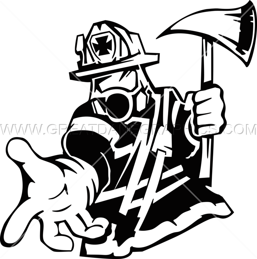 Frames illustrations hd. Firefighter clipart search and rescue