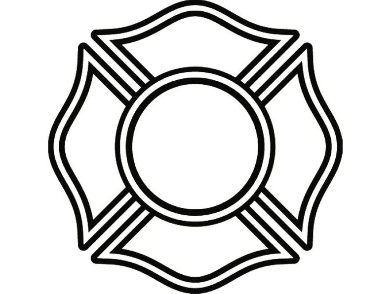 Firefighter clipart shield. Firefighting rescue volunteer equipment