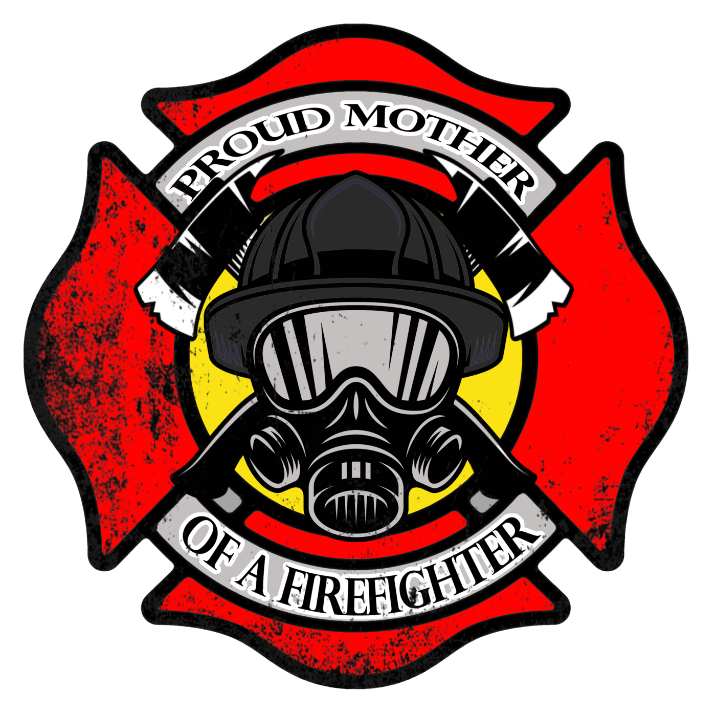 Proud mom pre order. Firefighter clipart symbol