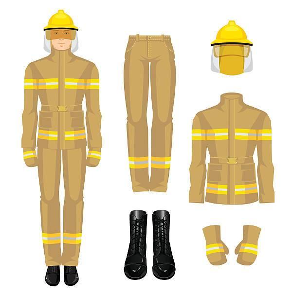 Portal . Firefighter clipart uniform