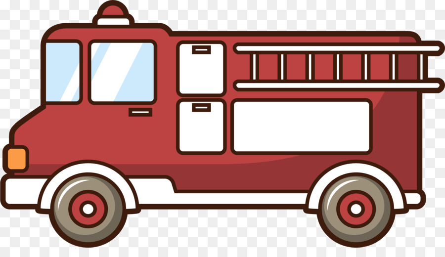 Firefighter clipart vehicle. Png download free
