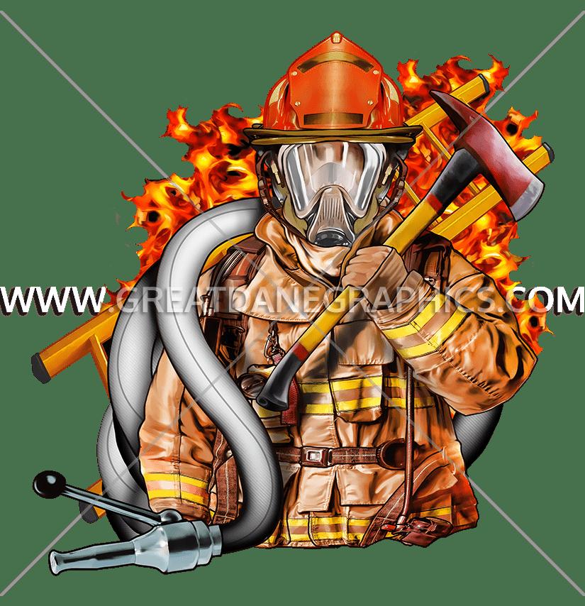 Volunteering clipart person. Volunteer fire fighter production
