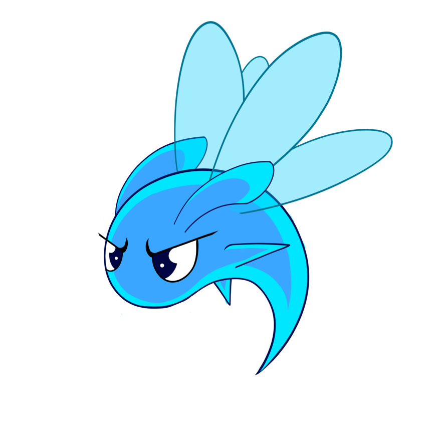Firefly clipart blue bug. The icon by flutteryfirefly
